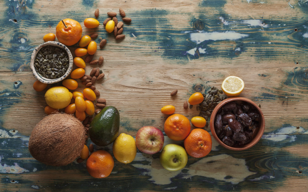 How to get the most out of your fruit and vegetables – storage tips