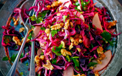 Angela Hartnett's Red Cabbage and Apple Salad