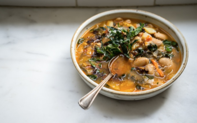 White Bean and Celery Stew