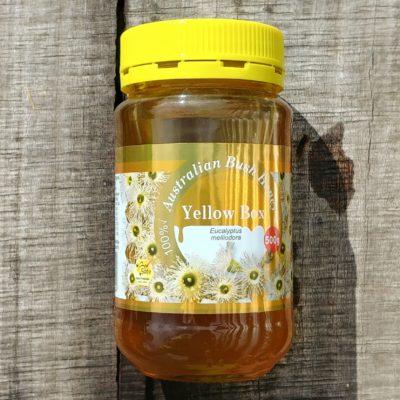 Yellow Box Local Raw Honey