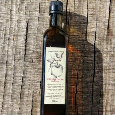 Aged Organic Apple Cider Vinegar