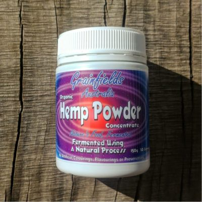 Grainfields Fermented Hemp Powder