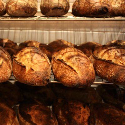 goldfish bowl bakery local organic white bread