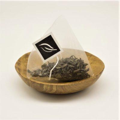 organic jasmine green tea plastic free teabag