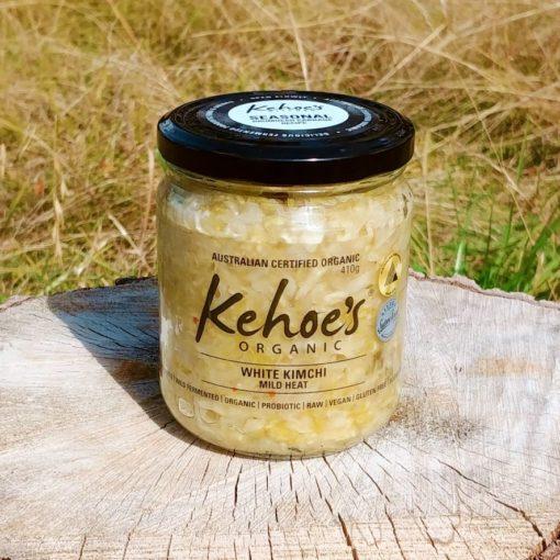 kehoes organic white kimchi