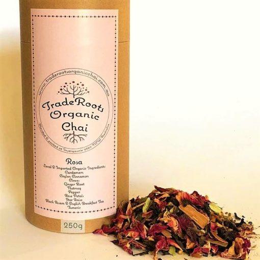 Organic Chai - Rosa Blend