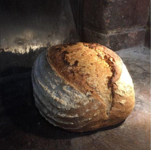 goldfish bowl organic cracked rye bread