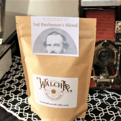 Nt Buchanans Blend - Organic roasted coffee